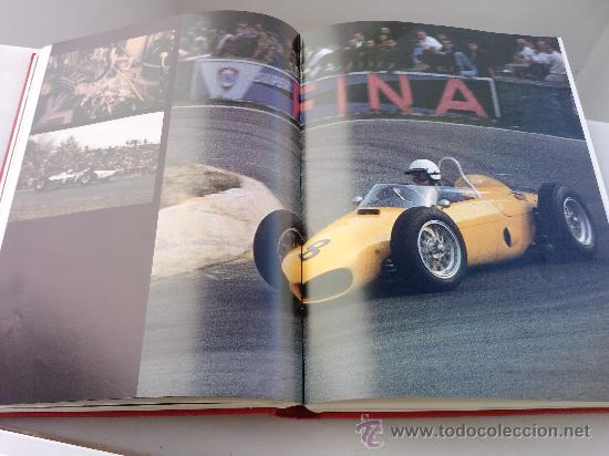 Coches: libro -FERRARI THE GRAND PRIX CARS BY ALAN HENRY- OSPREY -1984-INGLES -320 PAG- - Foto 5 - 29964922